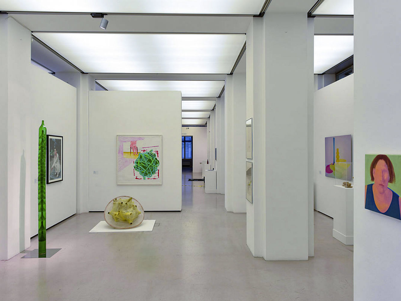 Photo exhibition view: Michael Netousek @ Wien Museum