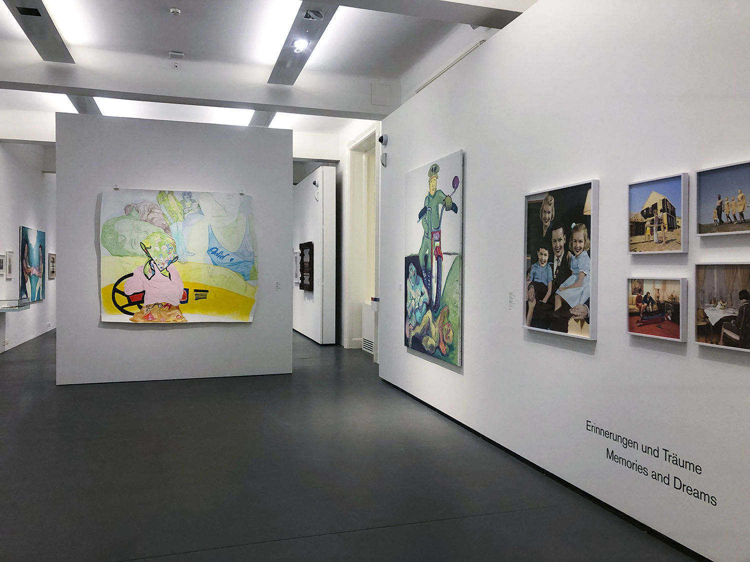 Installation view (photo by Uli Aigner)